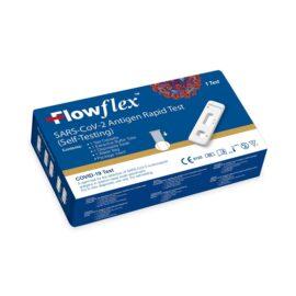 Flowflex-antigeeni-kiirtest