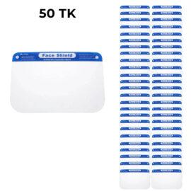 Visiirid-hulgipakk50