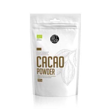 Diet Food Organic Cacao Powder