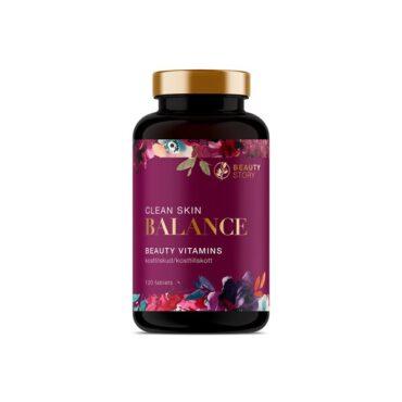 BeautyStory Clear Skin Balance Beauty Vitamins