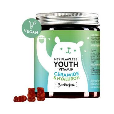 Bears-with-Benefits-Hey-Flawless-Youth-Vitamins-keramiidide-ja-hualuroonhappega-vitamiinid-60tk