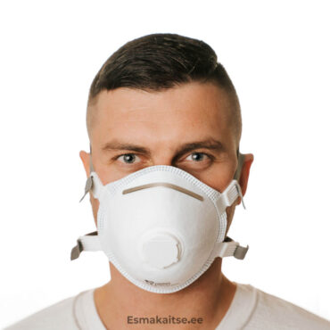 FFP3 kuppel respiraator