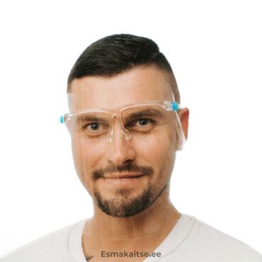 Visiirid prillidega