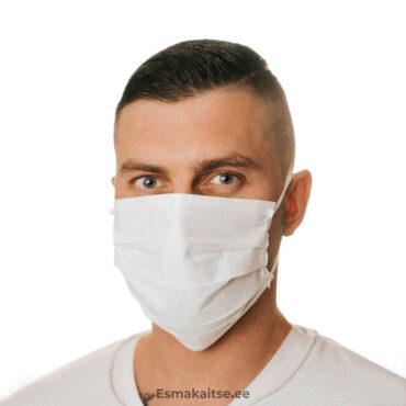 Korduvkasutatavad valged maskid