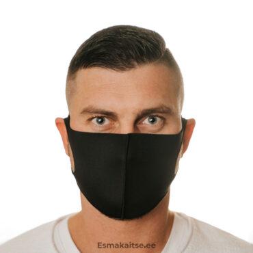 Riidest mask