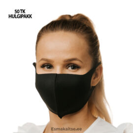 Riidest-mask-hulgipakend