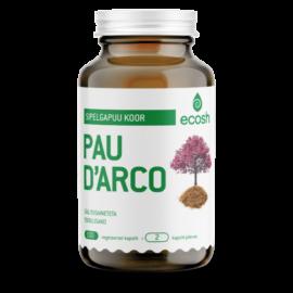 PAU D'ARCO - Sipelgapuu koore kapslid