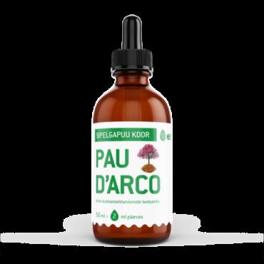 PAU D'ARCO - Sipelgapuu koore ekstrakt 50ml