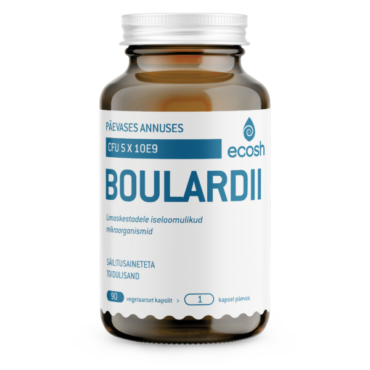 BOULARDII – 5 mld kapslis 90tk