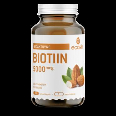 BIOTIIN 5000 μg 90tk