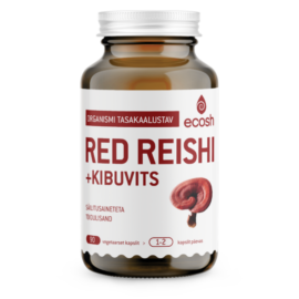 RED REISHI – Ganoderma 90tk