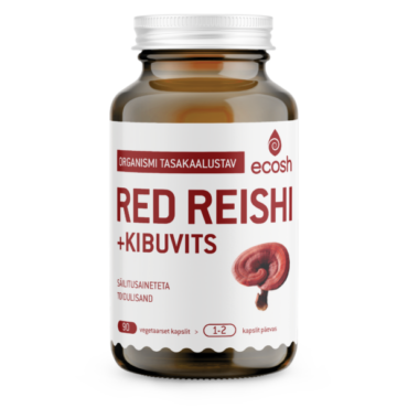 RED REISHI – Ganoderma 90tk