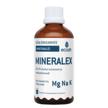 MINERALEX – Süvaookeanivee mineraalid 100ml
