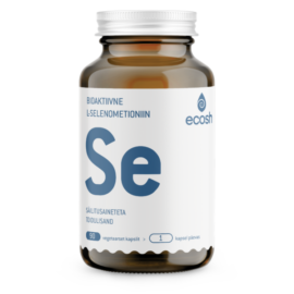 SELEEN L-selenometioniin 90tk