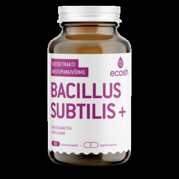 BACILLUS SUBTILIS PLUS – Probiootikum 90tk