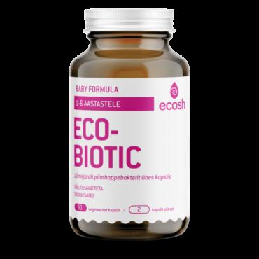 ECOBIOTIC BABY– Probiootikumid väikelastele 40tk