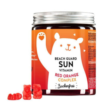 Bears-with-Benefits Punase apelsini kompleksiga