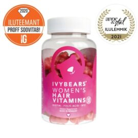 IVYBEARS Hair Vitamins women's