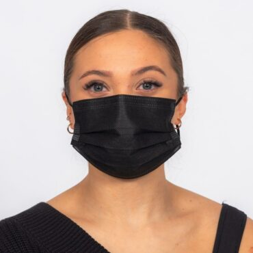 Must kirurgiline mask IIR
