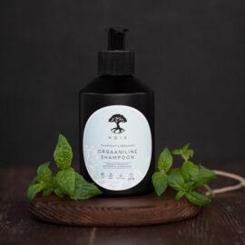 Orgaaniline Shampoon Piparmünt & Bergamot