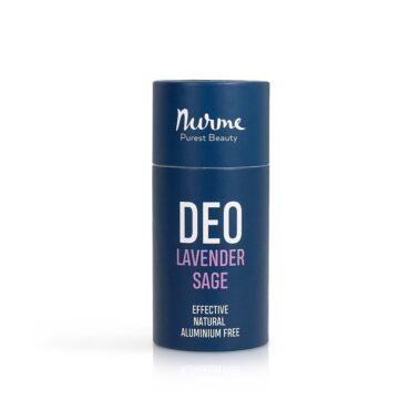 Looduslik deodorant lavendli ja salveiga 80g