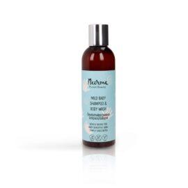 Organic õrnatoimeline beebide šampoondušigeel 200 ml