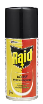 Raid House hyönteistorjunta 150ml